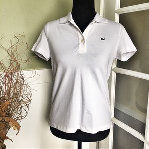 Vineyard Vines for Target xs White Polo Shirt